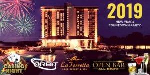 2019 New Years Countdown Party @ La Torretta Lake Resort & Spa | Montgomery | Texas | United States