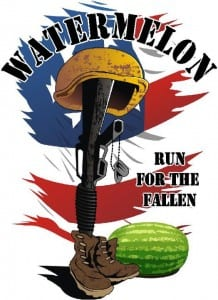 WATERMELON RUN for the FALLEN! @ The 5K/10K walk/run/roll will start at 500 Donoho Street , (Hempstead High School Track) and end on 12 th Street at the intersection of Main Street at the Gazebo in Hempstead.