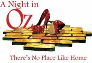 A night in oz-event