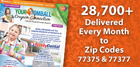 Your Tomball Coupon Connection