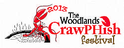 Art Contest benefiting The Woodlands CrawPHish Festival @ Painting with a Twist