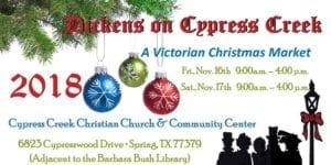 Dickens Market @ Cypress Creek Christian Church | Spring | Texas | United States