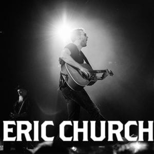 Eric Church Concert 2018 @ The Cynthia Woods Mitchell Pavilion | Spring | Texas | United States
