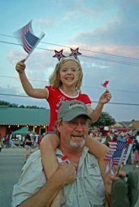 July 4th Celebration & Street Festival