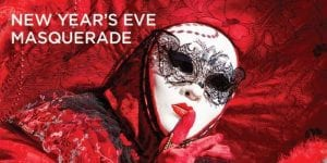 New Year's Eve Masquerade @ The Westin at The Woodlands | The Woodlands | Texas | United States