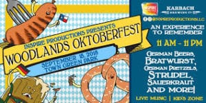 The Woodlands Oktoberfest @ Town Green Park | The Woodlands | Texas | United States