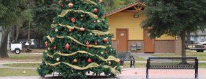 Christmas Tree Lighting @ Depot Plaza