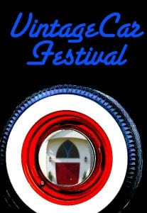 6th Annual Vintage Car Festival @ First Presbyterian Church