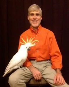bird man