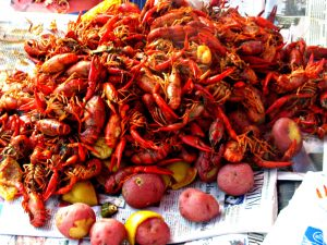Tomball High School Crawfish Boil @ Tomball High School