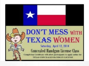 dont mess with texas women logo