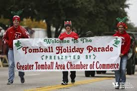 Tomball Holiday Parade