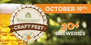 Woodforest Craft Fest 2019 @ Christine Allen Nature Park