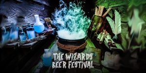The Wizards Beer Festival @ The Ballroom at Bayou Place