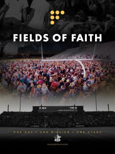 Fields of Faith @ Mustang Stadium Magnolia West High School