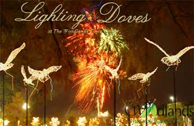 Lighting of the Doves @ Town Green Park | The Woodlands | Texas | United States
