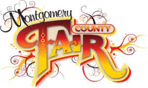 montgomery county fair event logo
