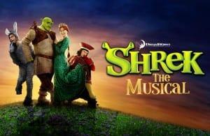 shrek the musical-event